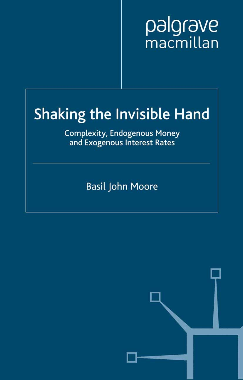 Moore, Basil John - Shaking the Invisible Hand, ebook