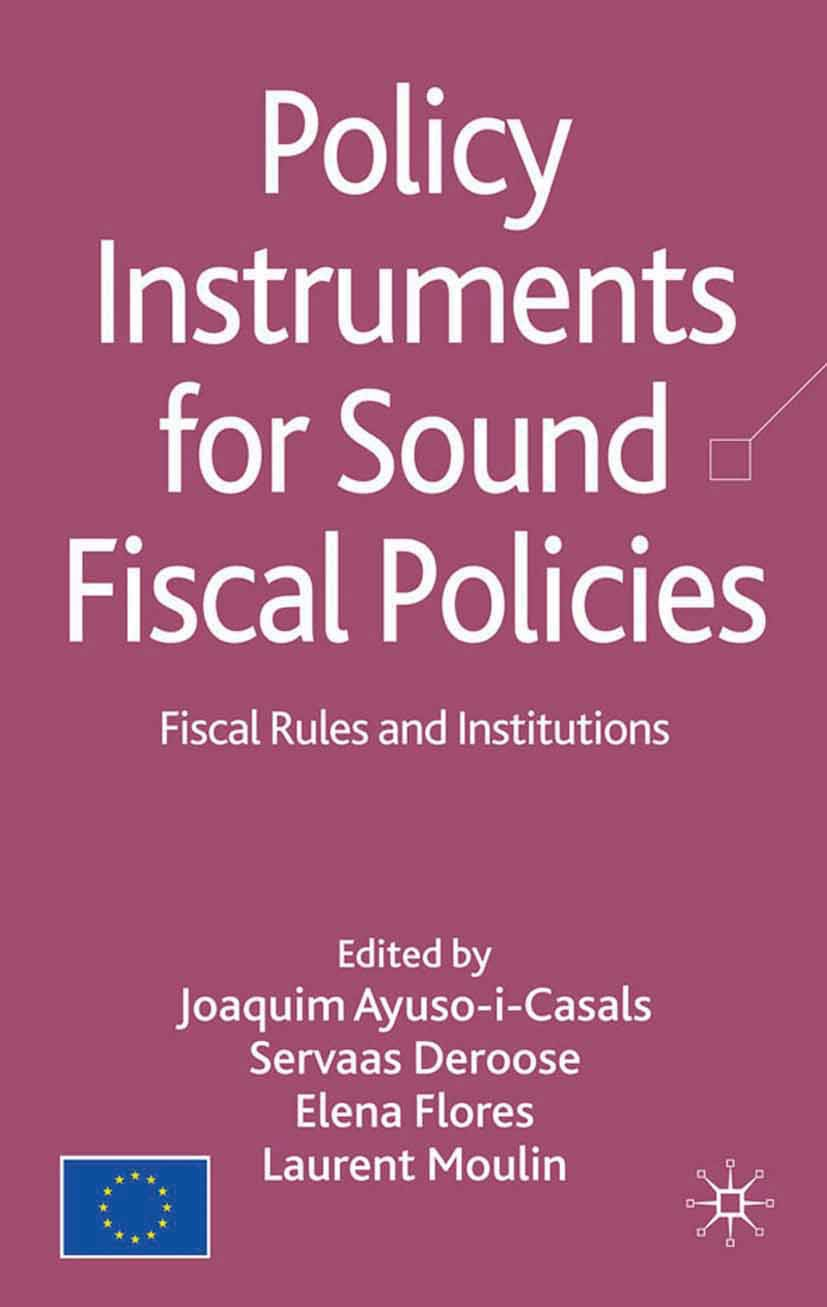 Ayuso-i-Casals, Joaquim - Policy Instruments for Sound Fiscal Policies, ebook
