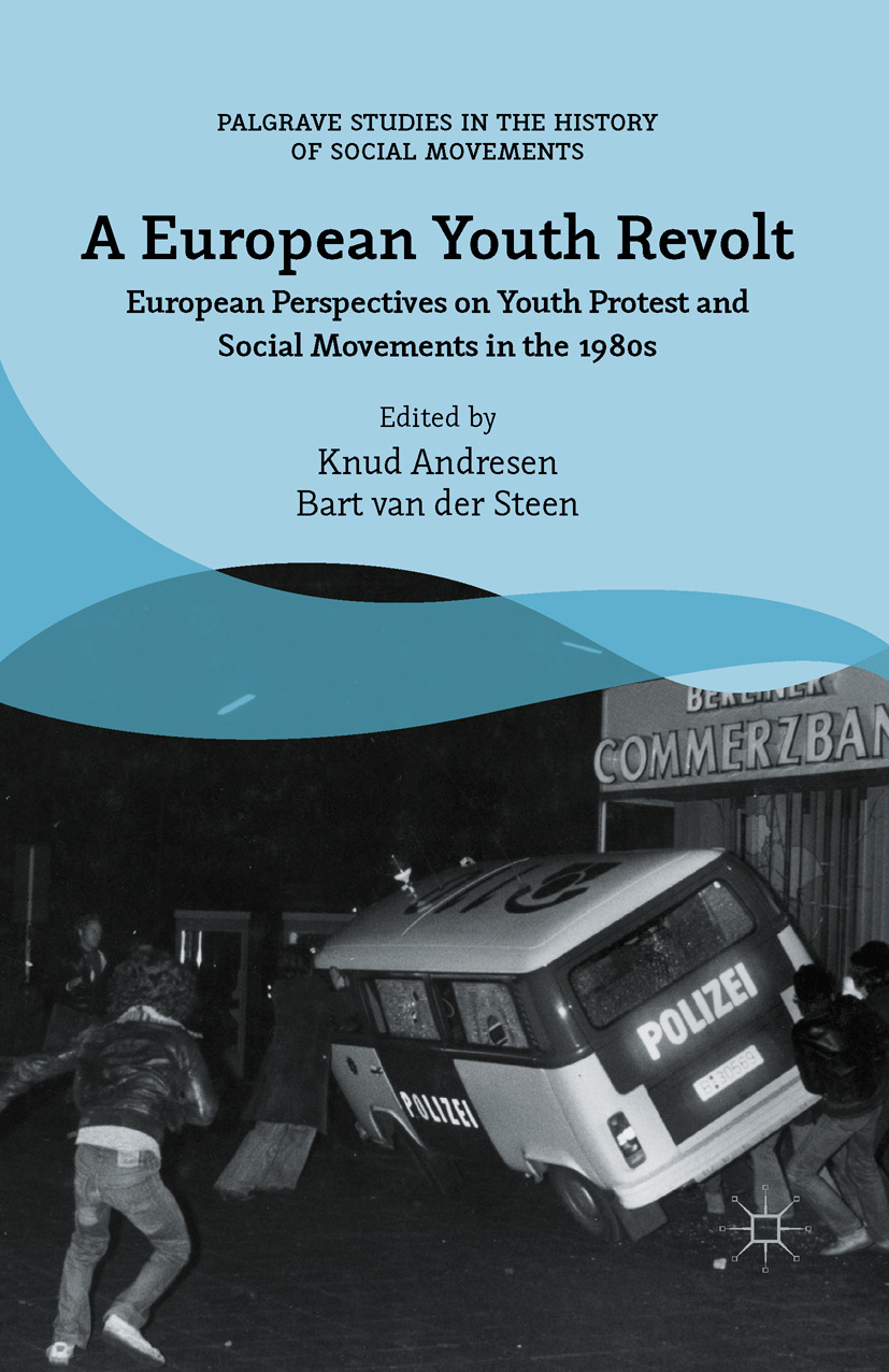 Andresen, Knud - A European Youth Revolt, ebook