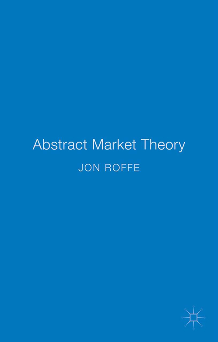 Roffe, Jon - Abstract Market Theory, ebook