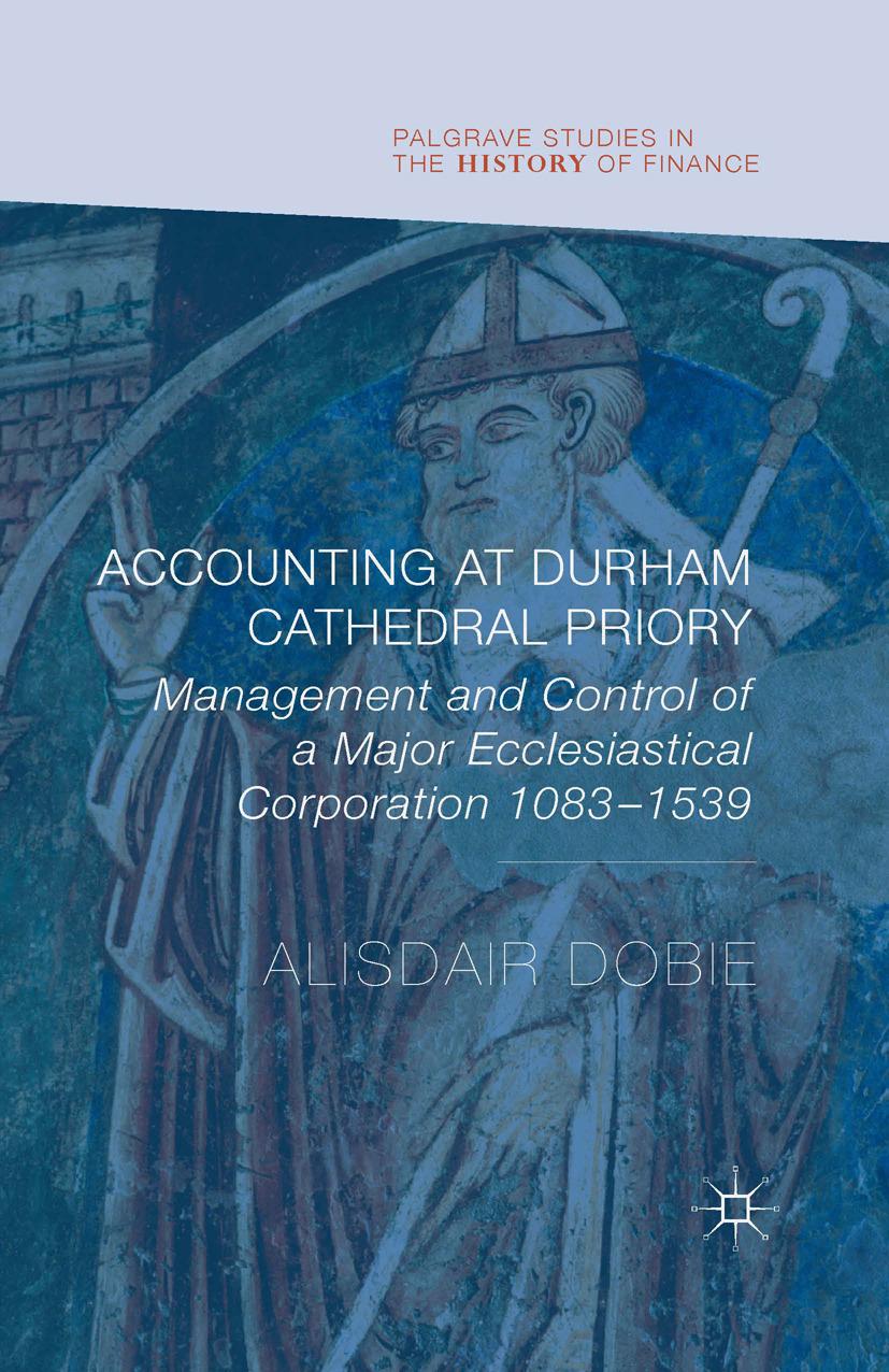 Dobie, Alisdair - Accounting at Durham Cathedral Priory, ebook