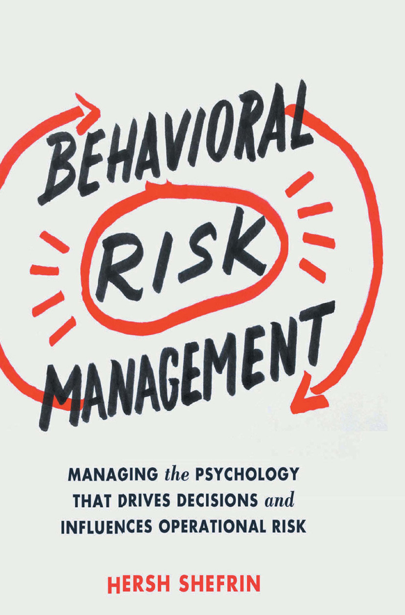 Shefrin, Hersh - Behavioral Risk Management, ebook
