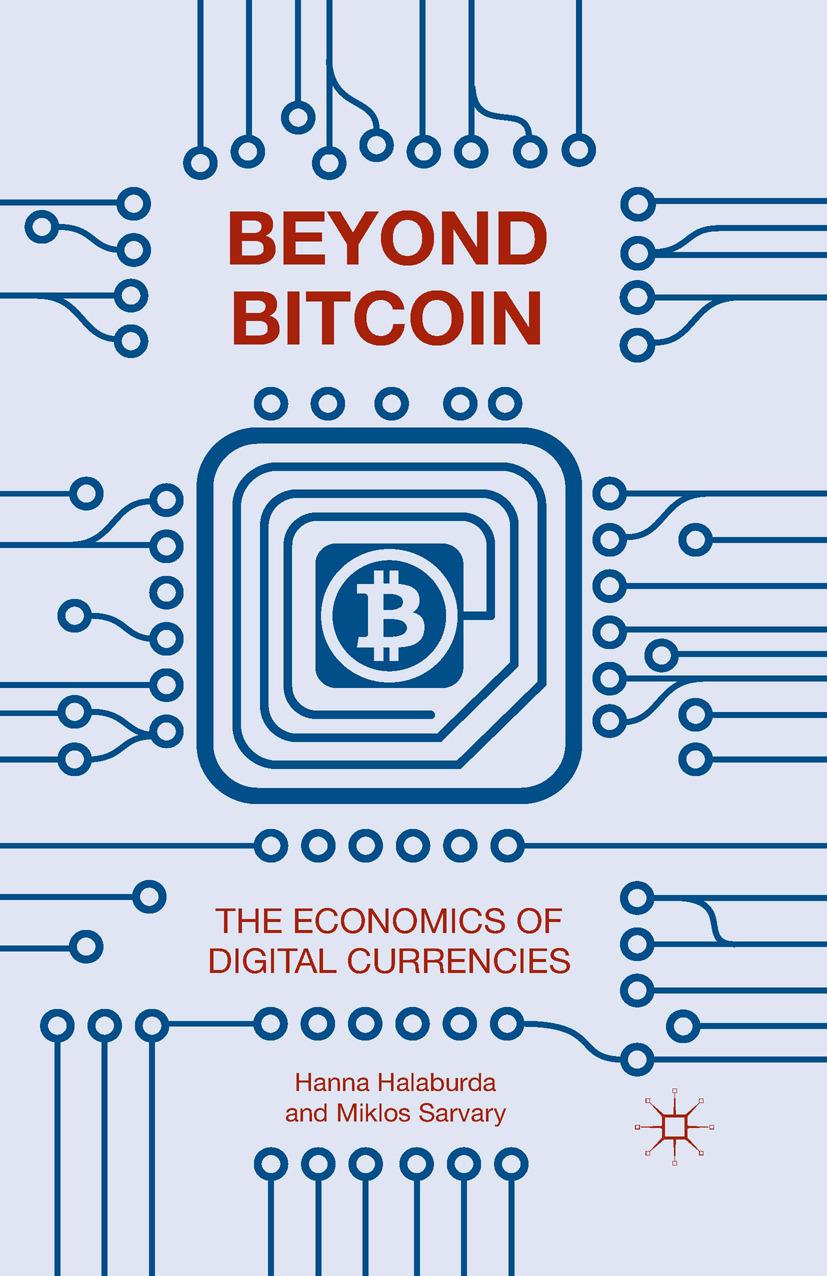 Halaburda, Hanna - Beyond Bitcoin, ebook
