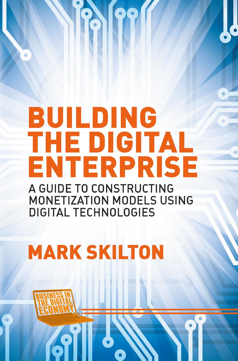 Skilton, Mark - Building the Digital Enterprise, ebook