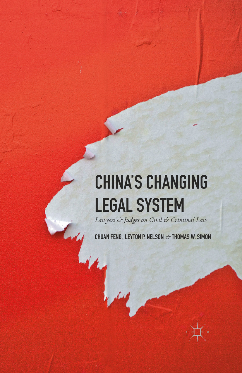 Feng, Chuan - China's Changing Legal System, ebook