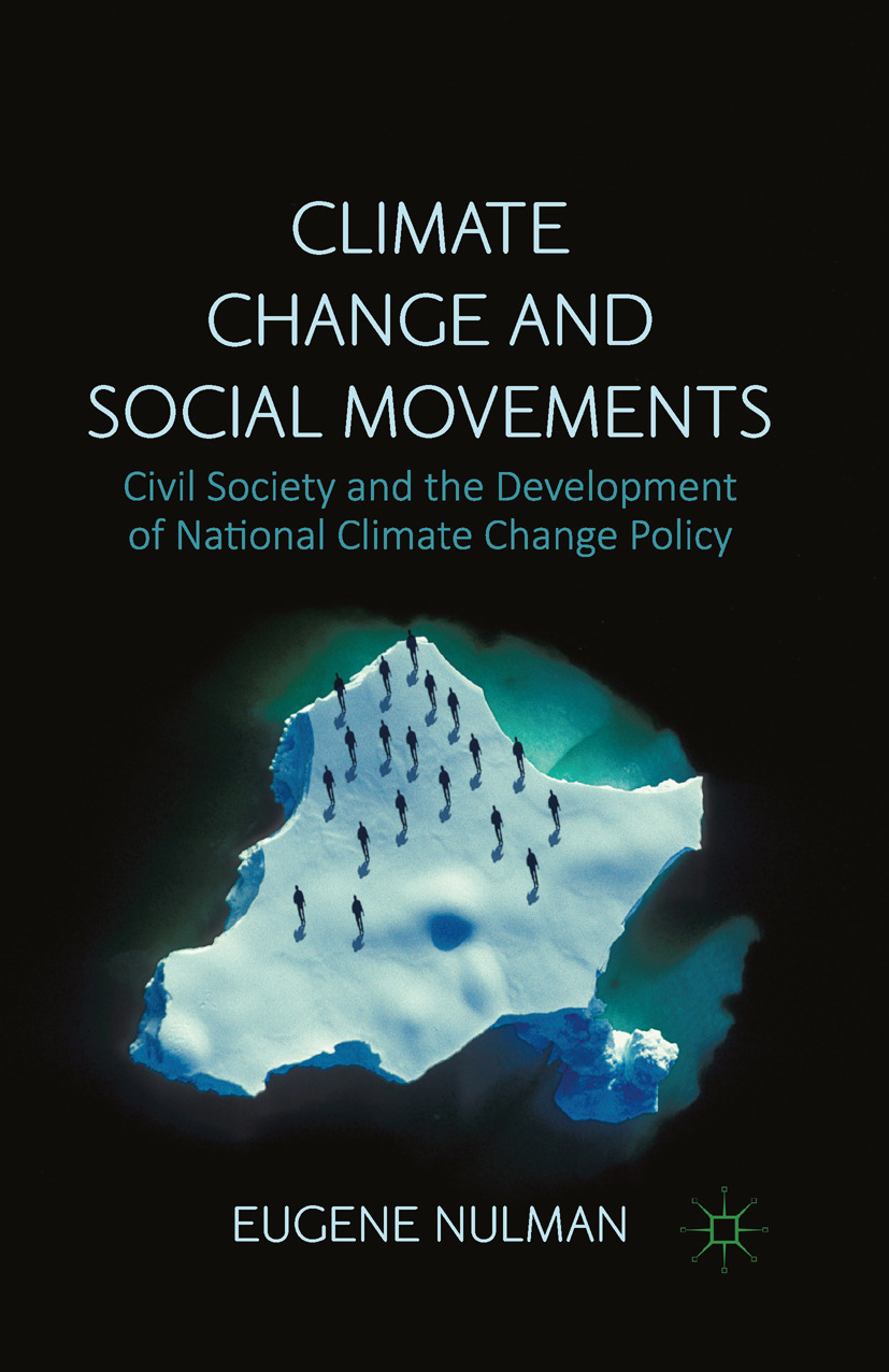 Nulman, Eugene - Climate Change and Social Movements, ebook
