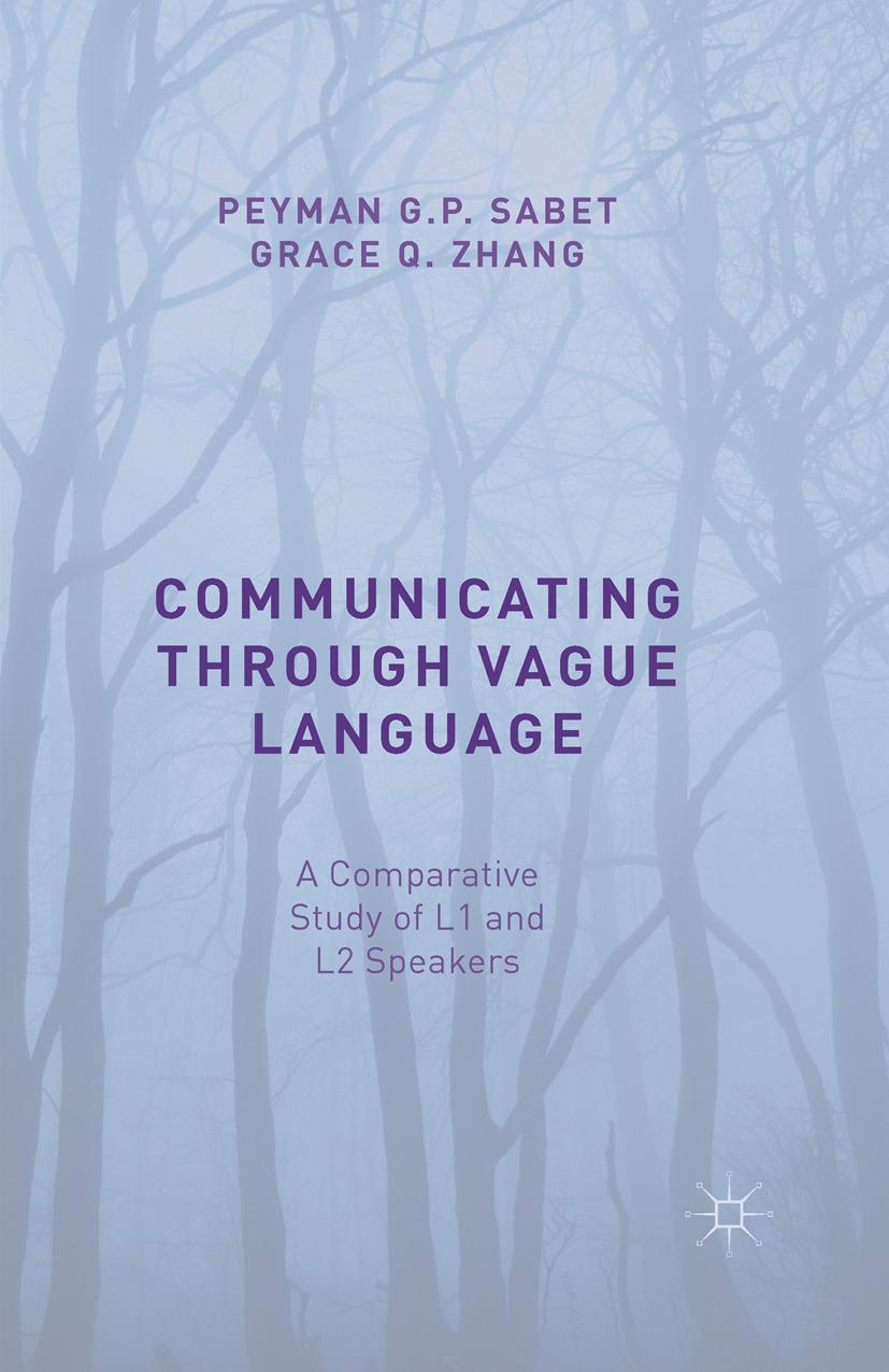 Sabet, Peyman G. P. - Communicating through Vague Language, ebook