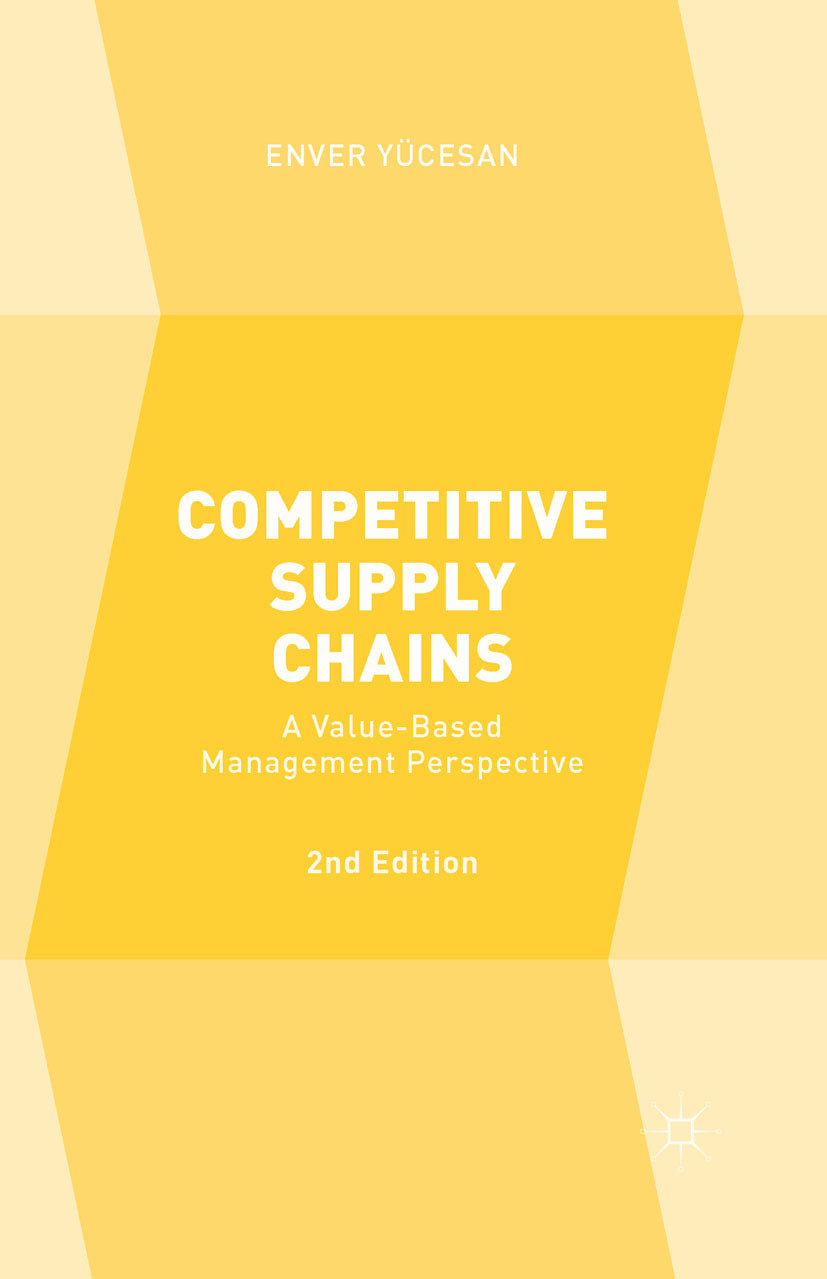 Yücesan, Enver - Competitive Supply Chains, ebook
