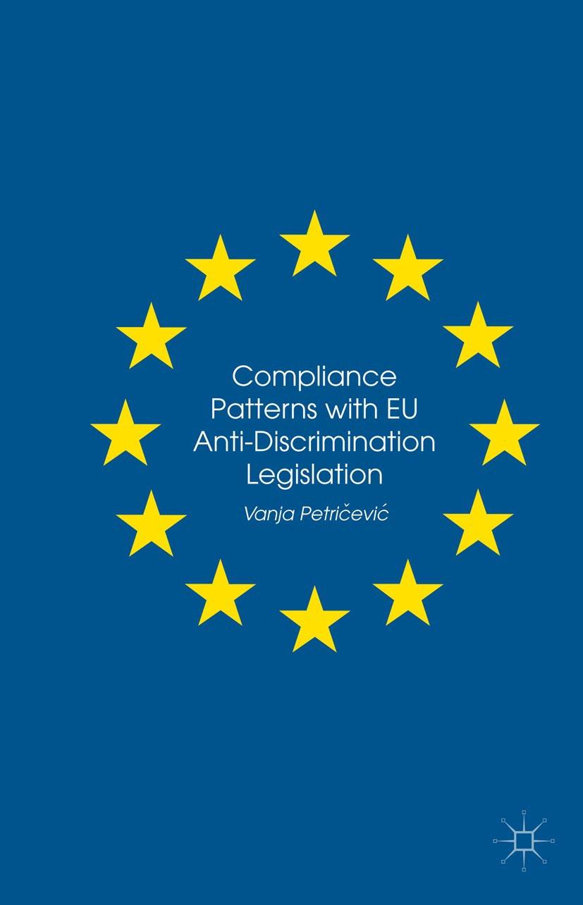 Petričević, Vanja - Compliance Patterns with EU Anti-Discrimination Legislation, ebook