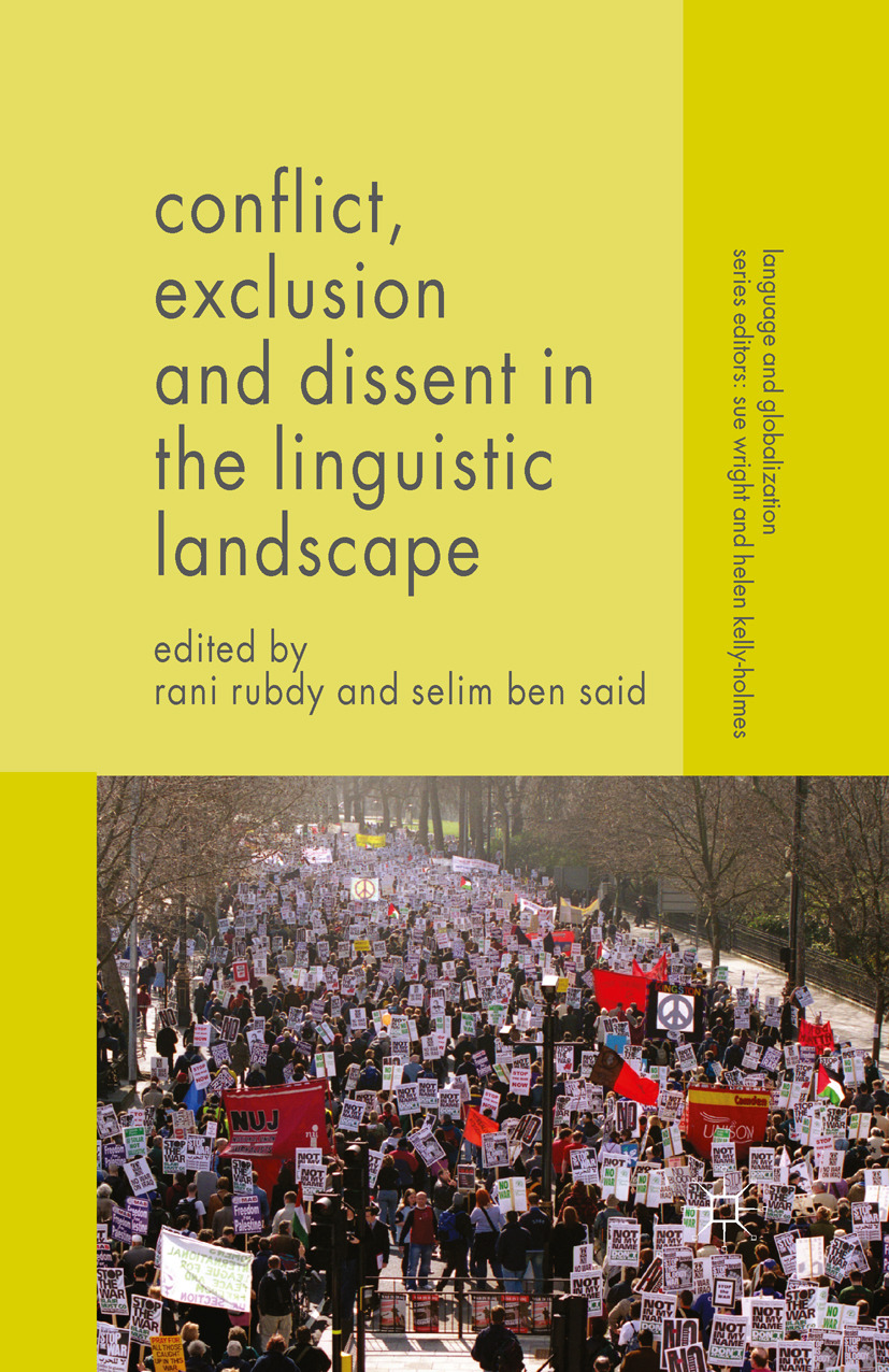 Rubdy, Rani - Conflict, Exclusion and Dissent in the Linguistic Landscape, ebook