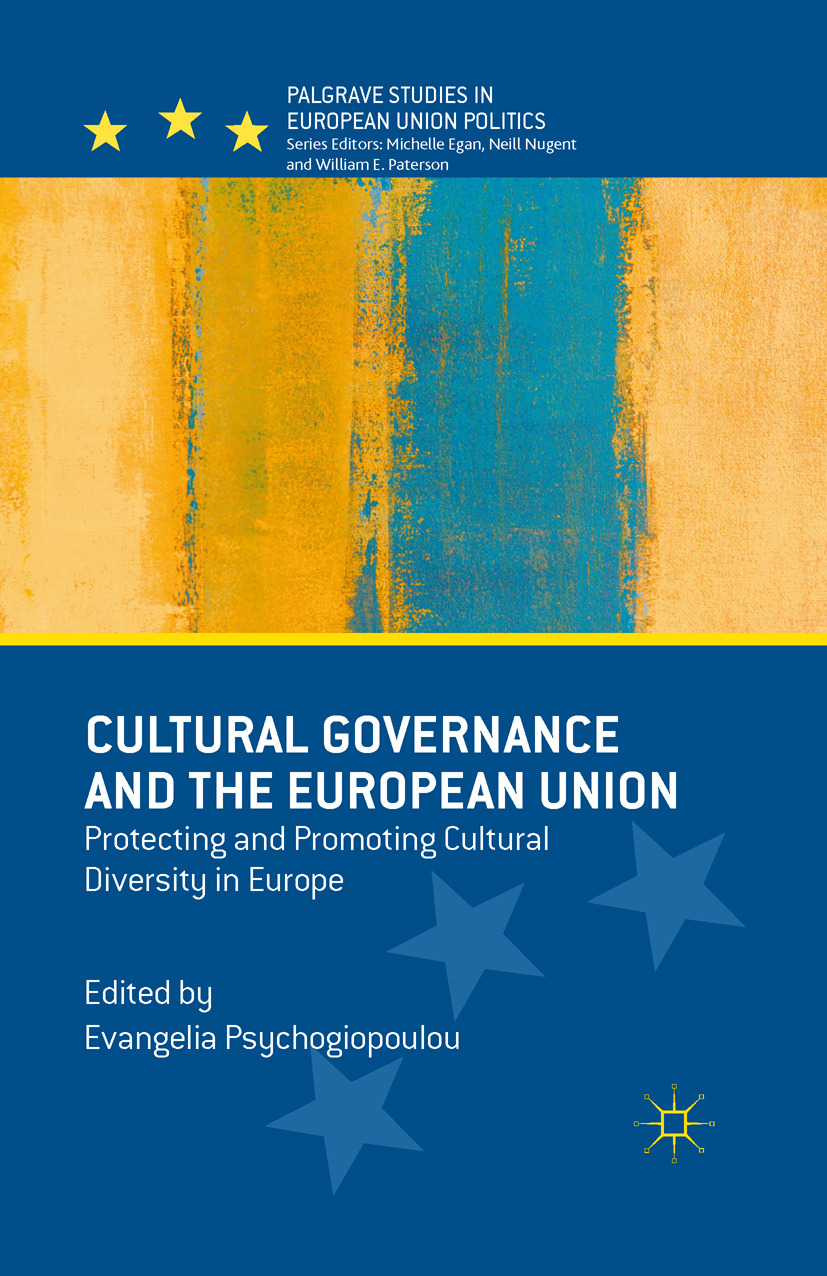 Psychogiopoulou, Evangelia - Cultural Governance and the European Union, ebook