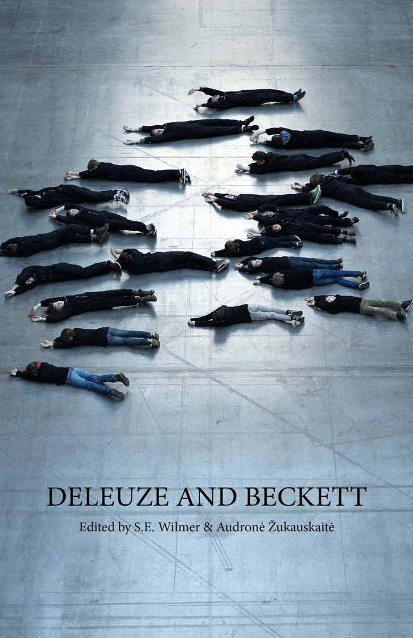 Wilmer, S. E. - Deleuze and Beckett, ebook