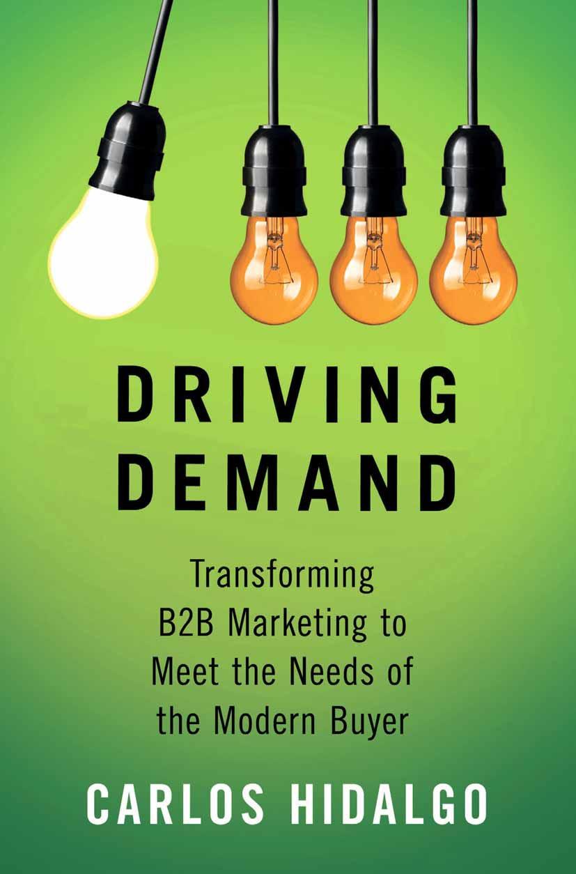 Hidalgo, Carlos - Driving Demand, ebook