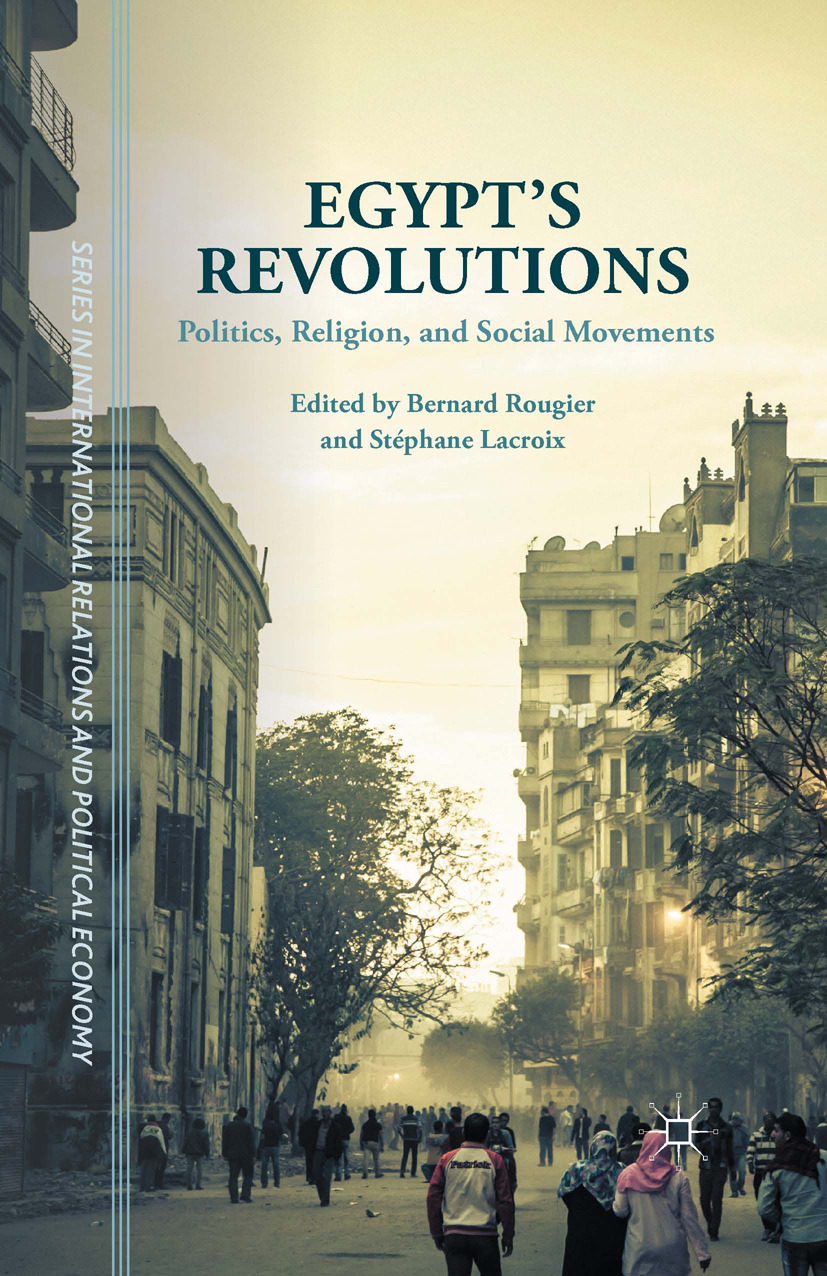 Lacroix, Stéphane - Egypt's Revolutions, e-kirja