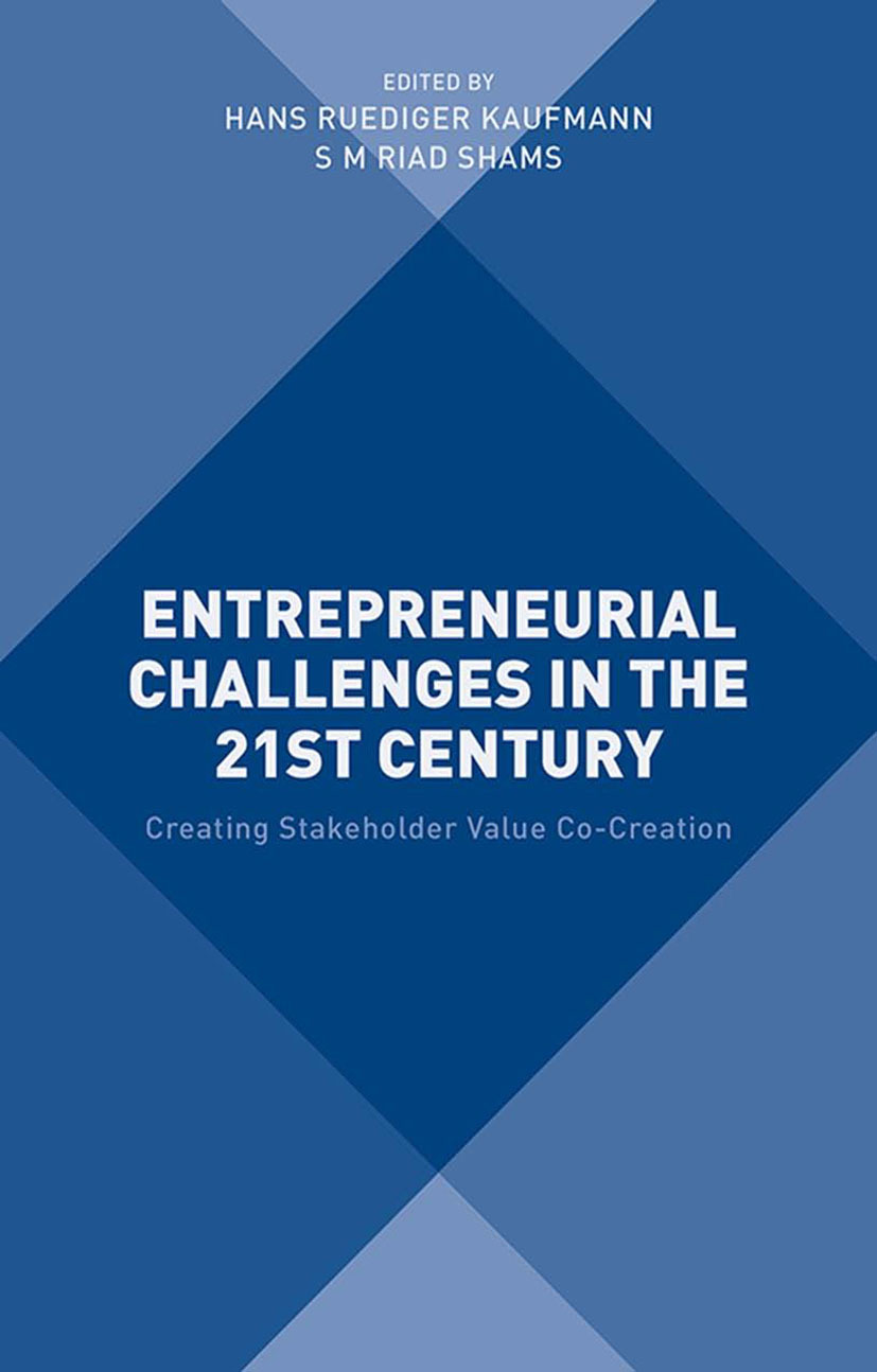 Kaufmann, Hans Ruediger - Entrepreneurial Challenges in the 21st Century, ebook