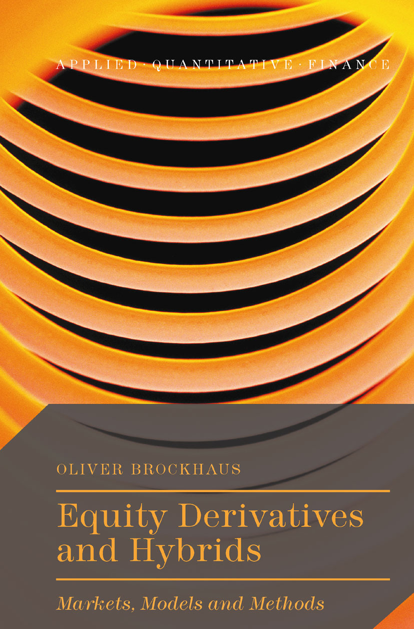 Brockhaus, Oliver - Equity Derivatives and Hybrids, ebook