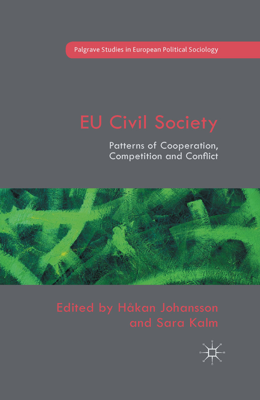 Johansson, Håkan - EU Civil Society, ebook