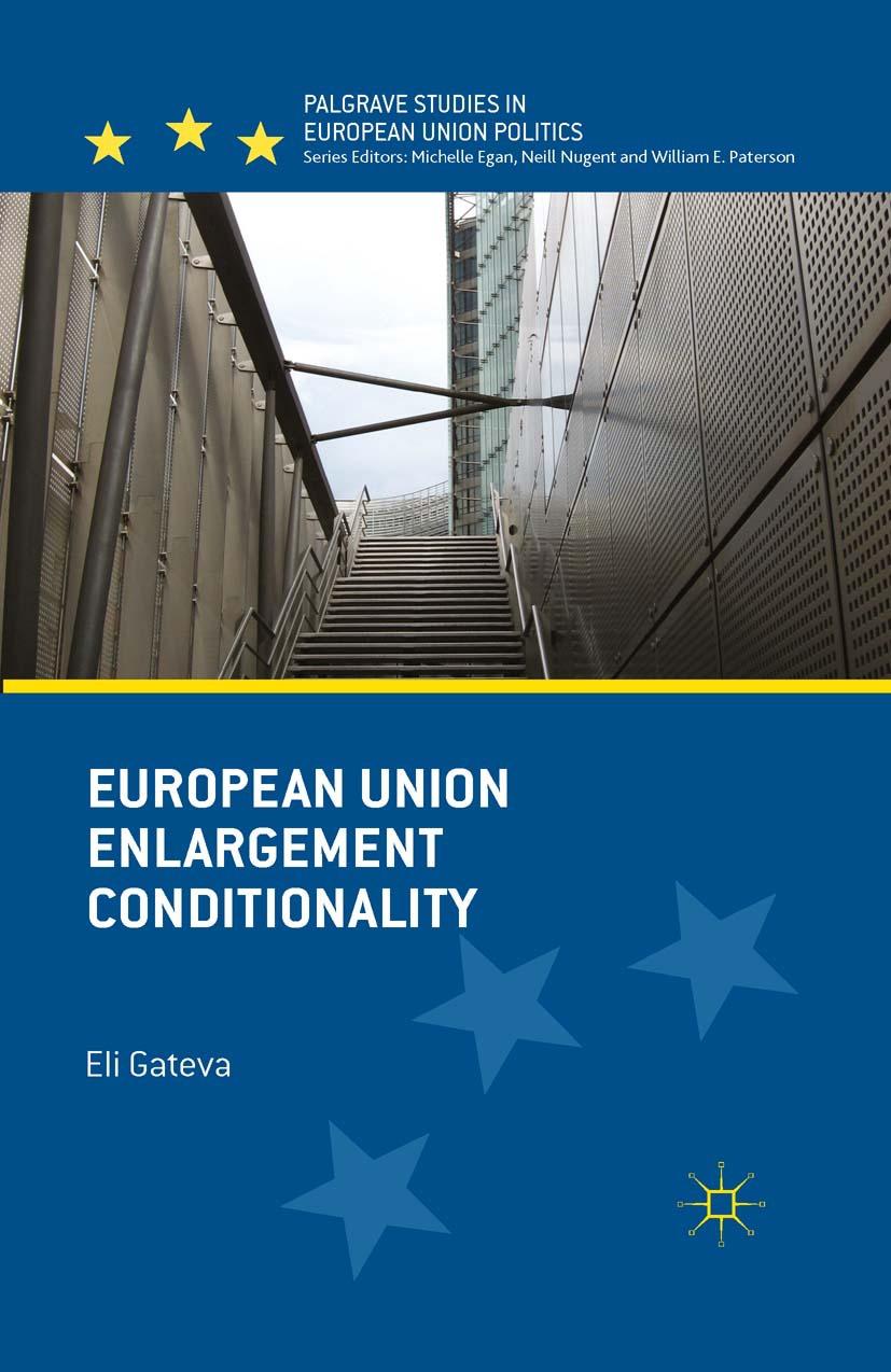 Gateva, Eli - European Union Enlargement Conditionality, ebook