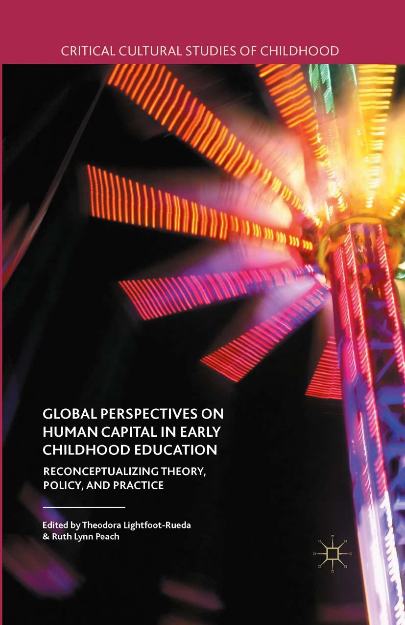 Lightfoot-Rueda, Theodora - Global Perspectives on Human Capital in Early Childhood Education, ebook