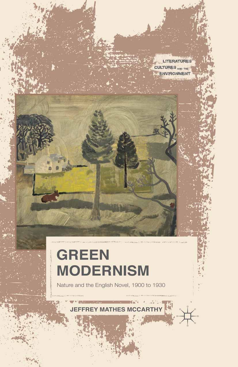 McCarthy, Jeffrey Mathes - Green Modernism, ebook
