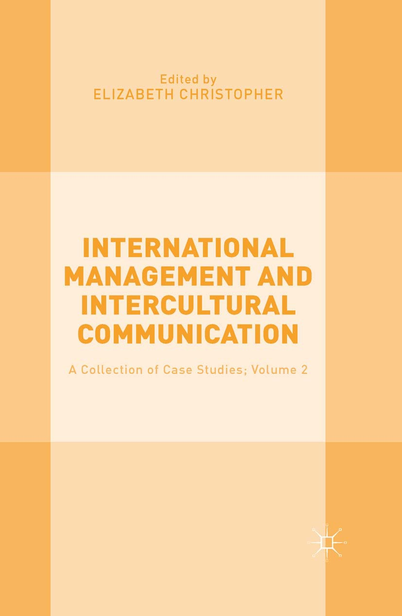 Christopher, Elizabeth - International Management and Intercultural Communication, ebook
