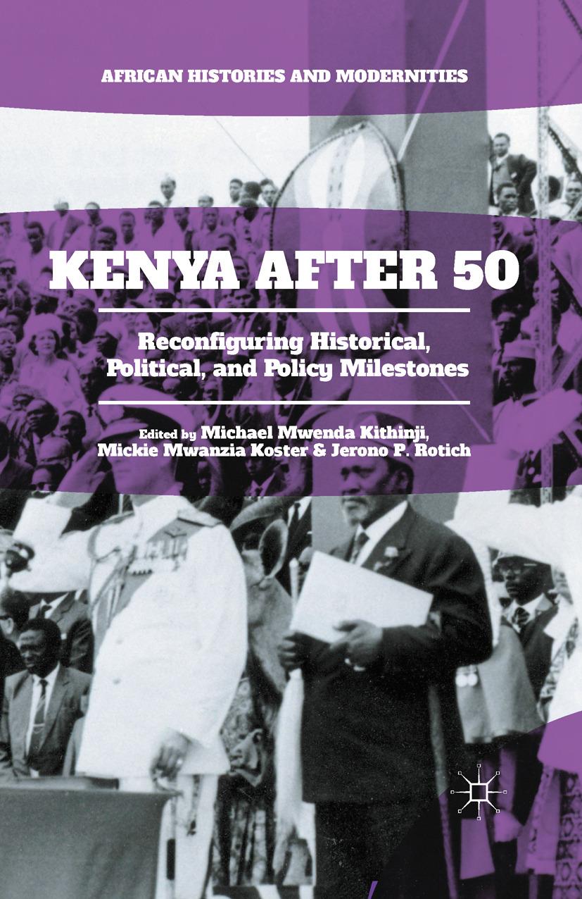 Kithinji, Michael Mwenda - Kenya After 50, ebook