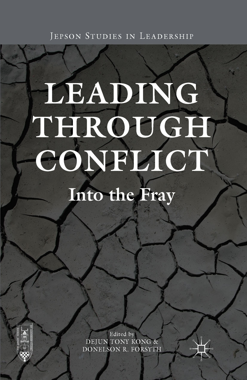 Forsyth, Donelson R. - Leading Through Conflict, ebook
