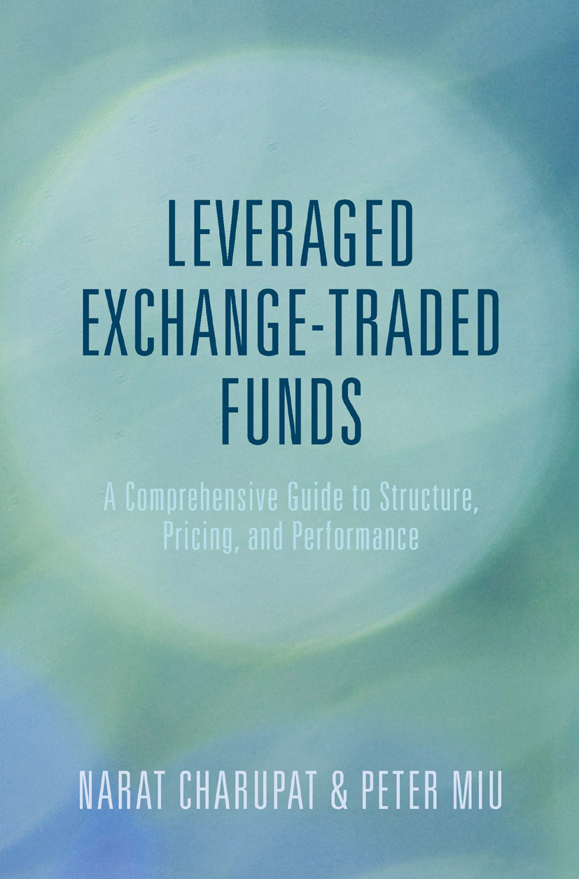 Charupat, Narat - Leveraged Exchange-Traded Funds, ebook