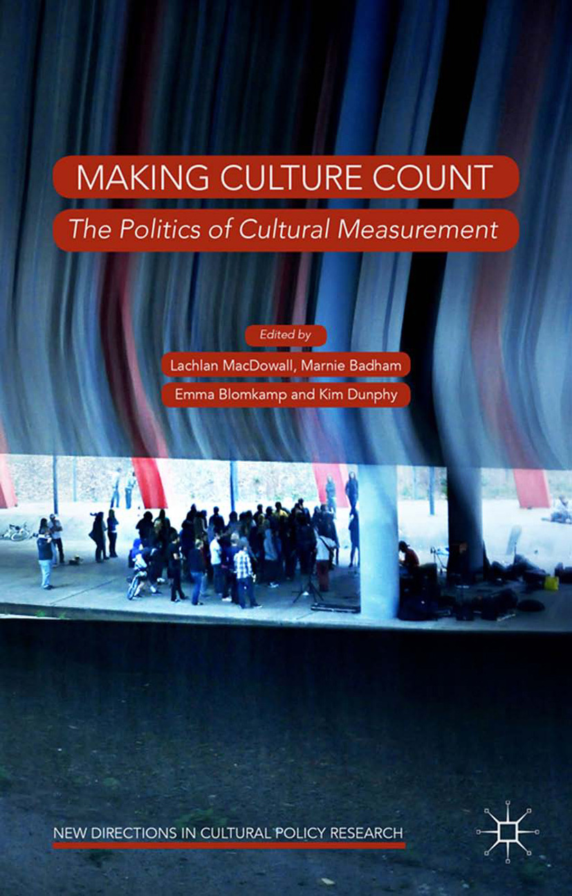 Badham, Marnie - Making Culture Count, ebook
