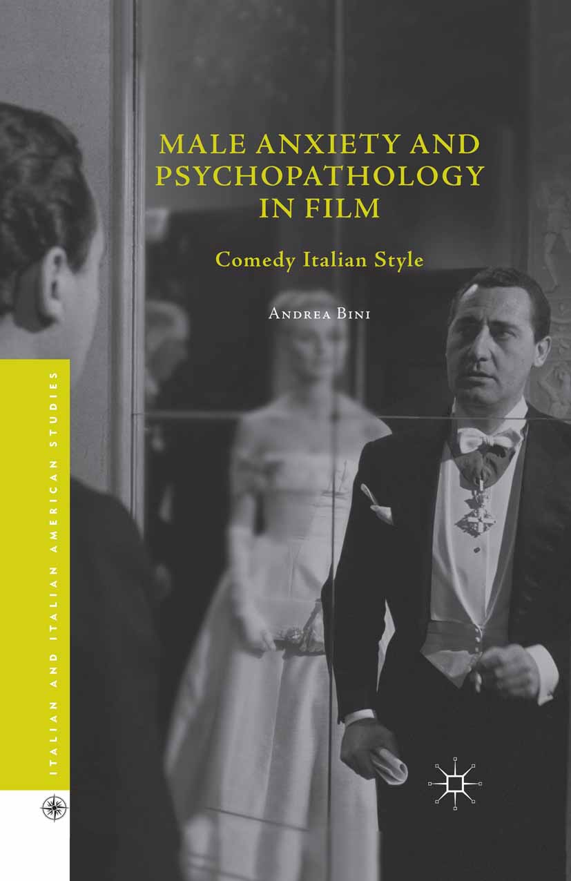 Bini, Andrea - Male Anxiety and Psychopathology in Film, ebook