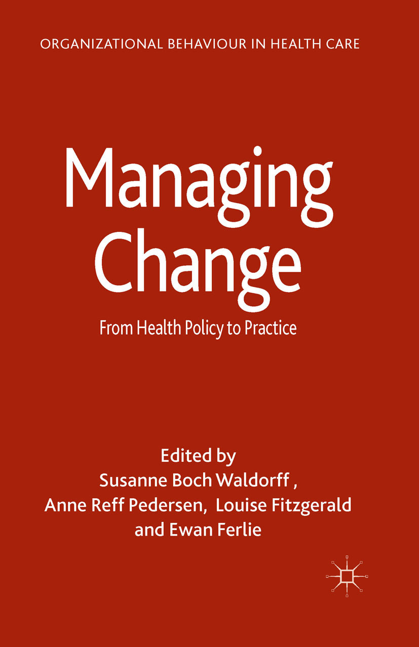 Ferlie, Ewan - Managing Change, ebook