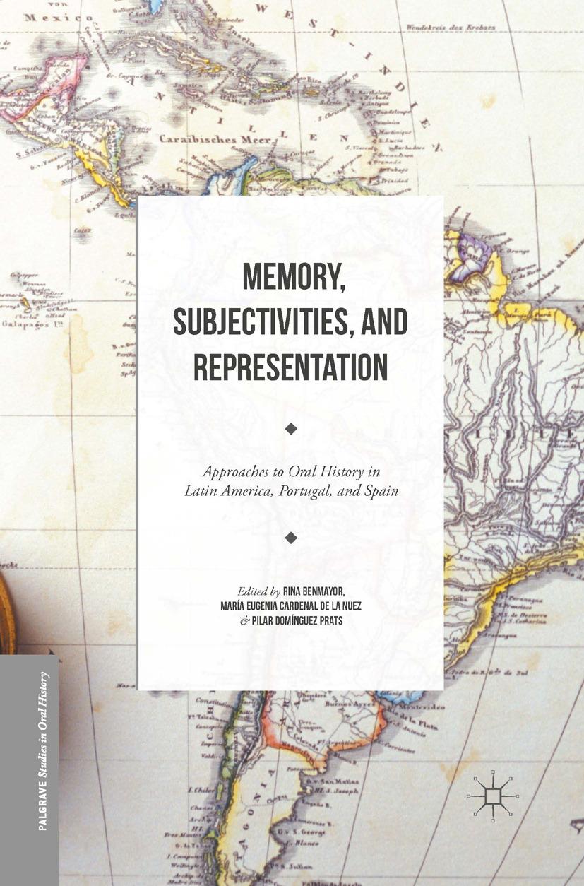 Benmayor, Rina - Memory, Subjectivities, and Representation, ebook