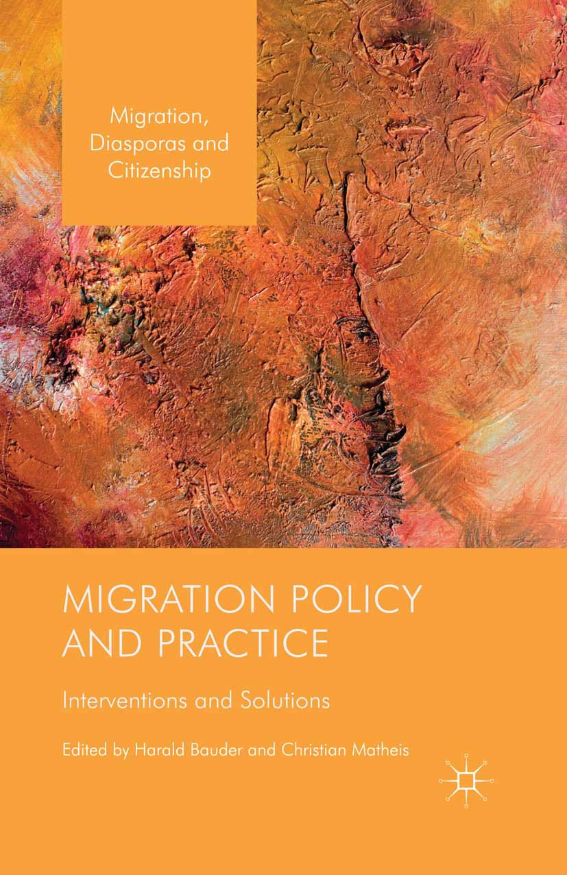Bauder, Harald - Migration Policy and Practice, ebook