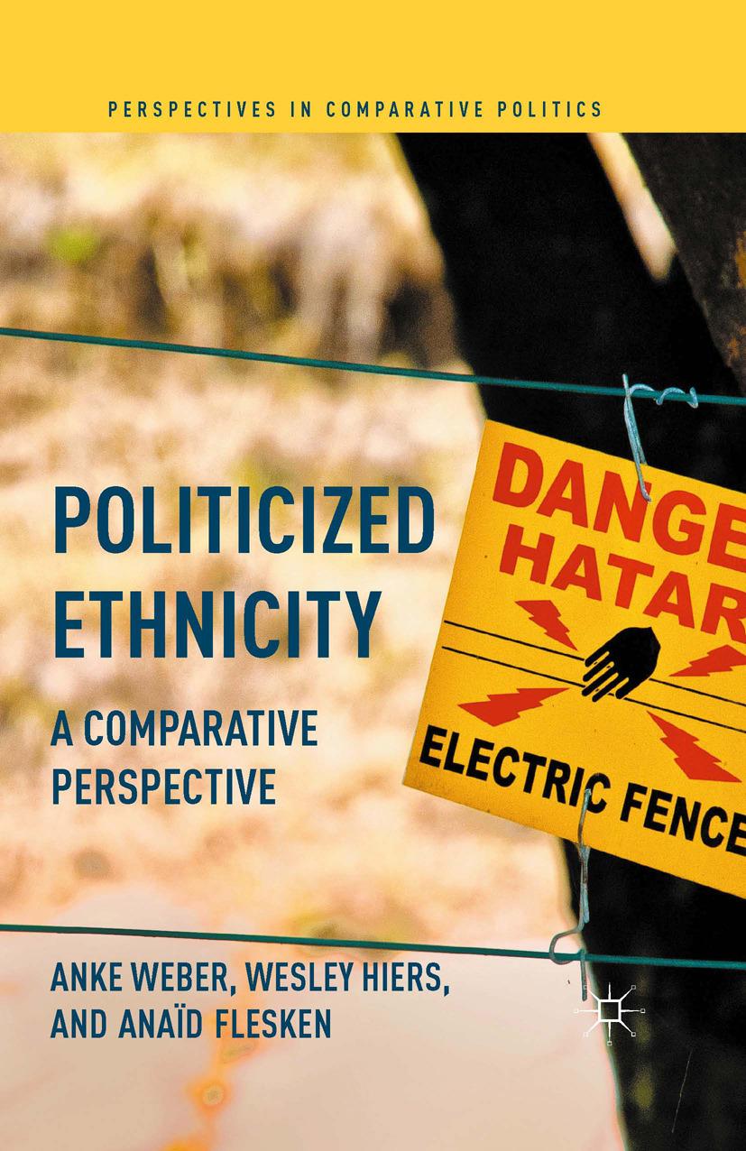 Flesken, Anaïd - Politicized Ethnicity, ebook