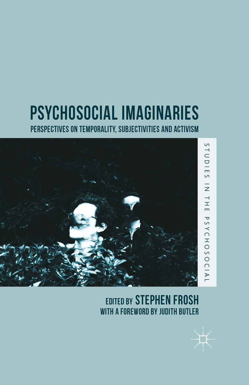 Frosh, Stephen - Psychosocial Imaginaries, ebook