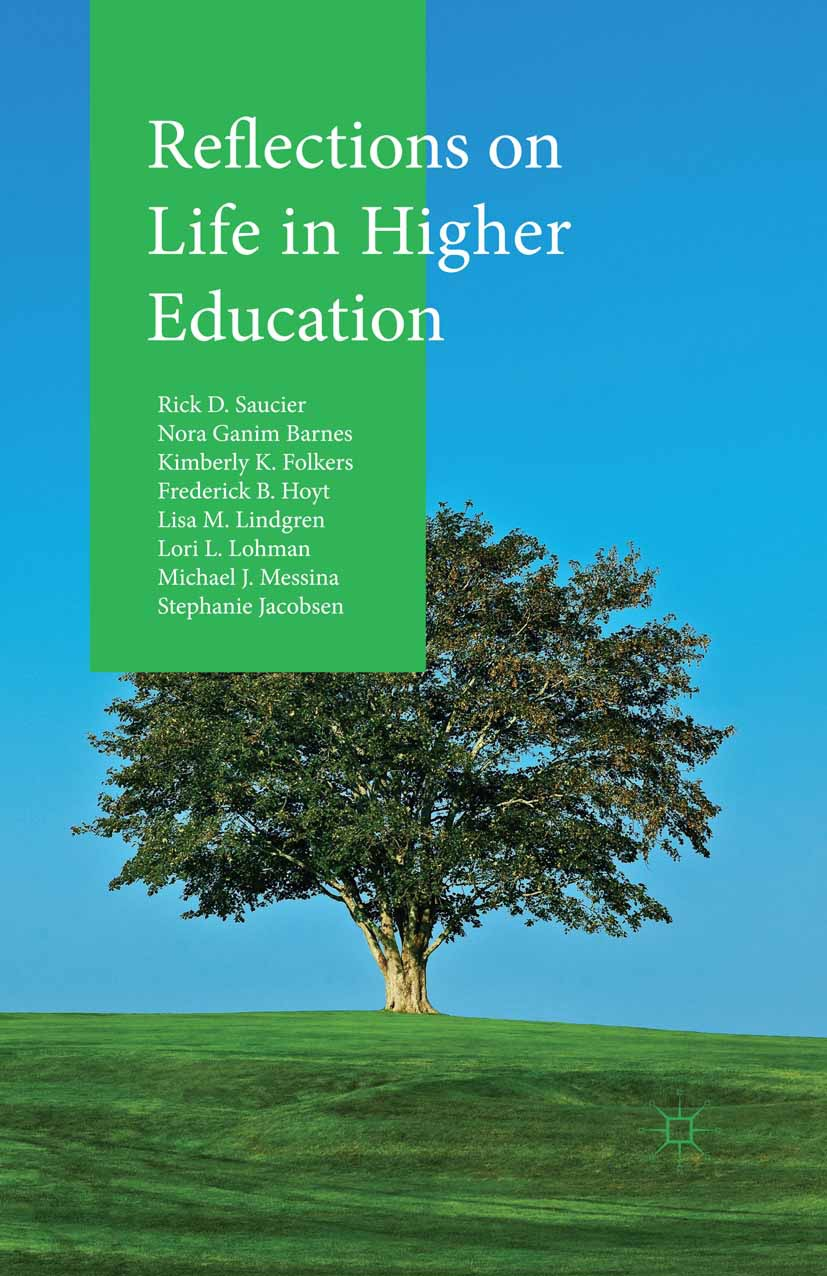 Barnes, Nora Ganim - Reflections on Life in Higher Education, ebook