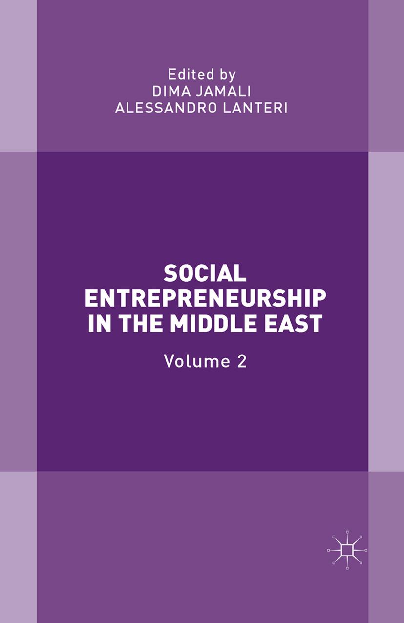 Jamali, Dima - Social Entrepreneurship in the Middle East, ebook