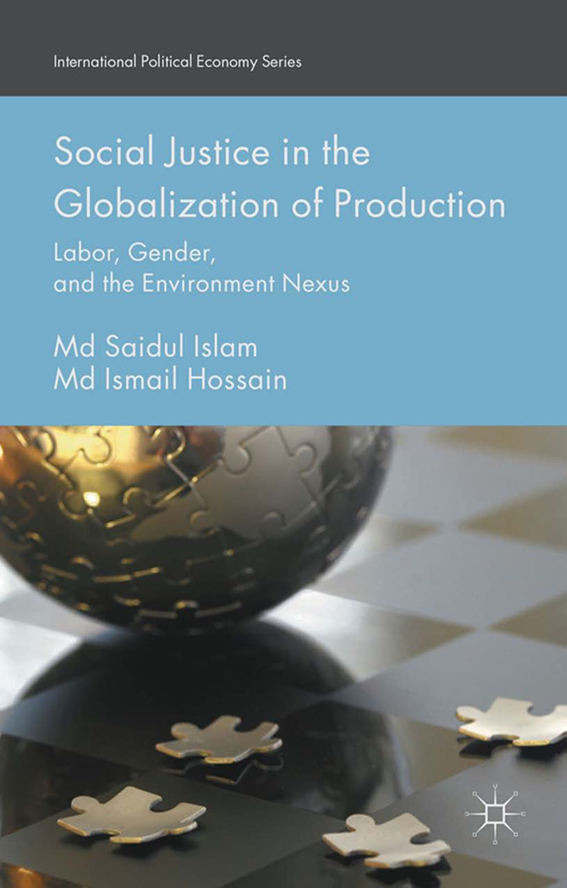 Hossain, Ismail - Social Justice in the Globalization of Production, ebook