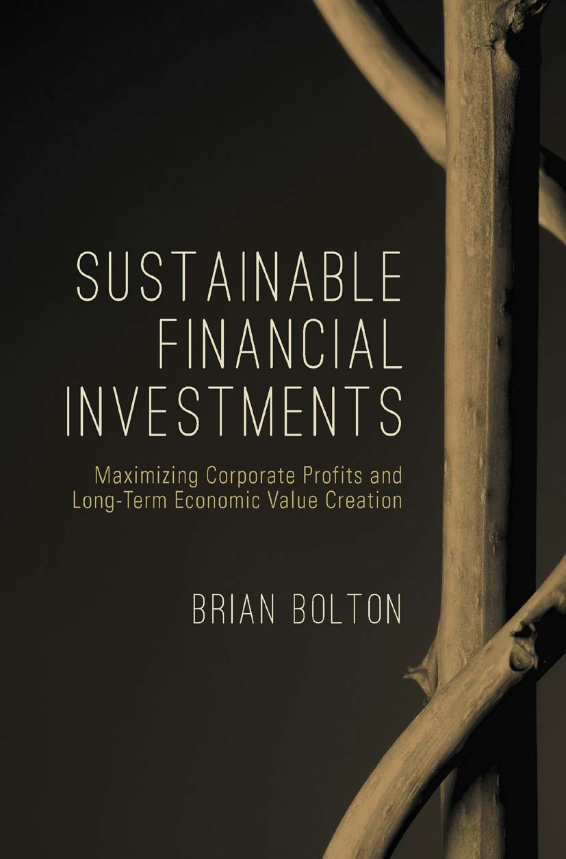Bolton, Brian - Sustainable Financial Investments, ebook