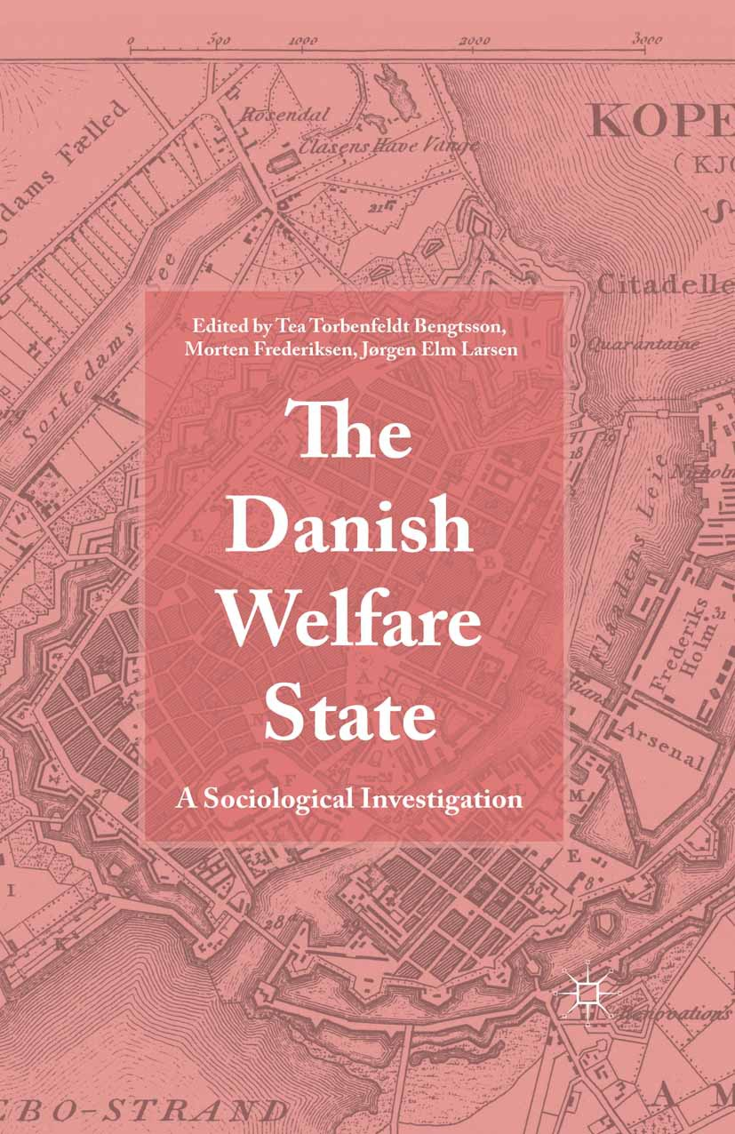 Bengtsson, Tea Torbenfeldt - The Danish Welfare State, ebook