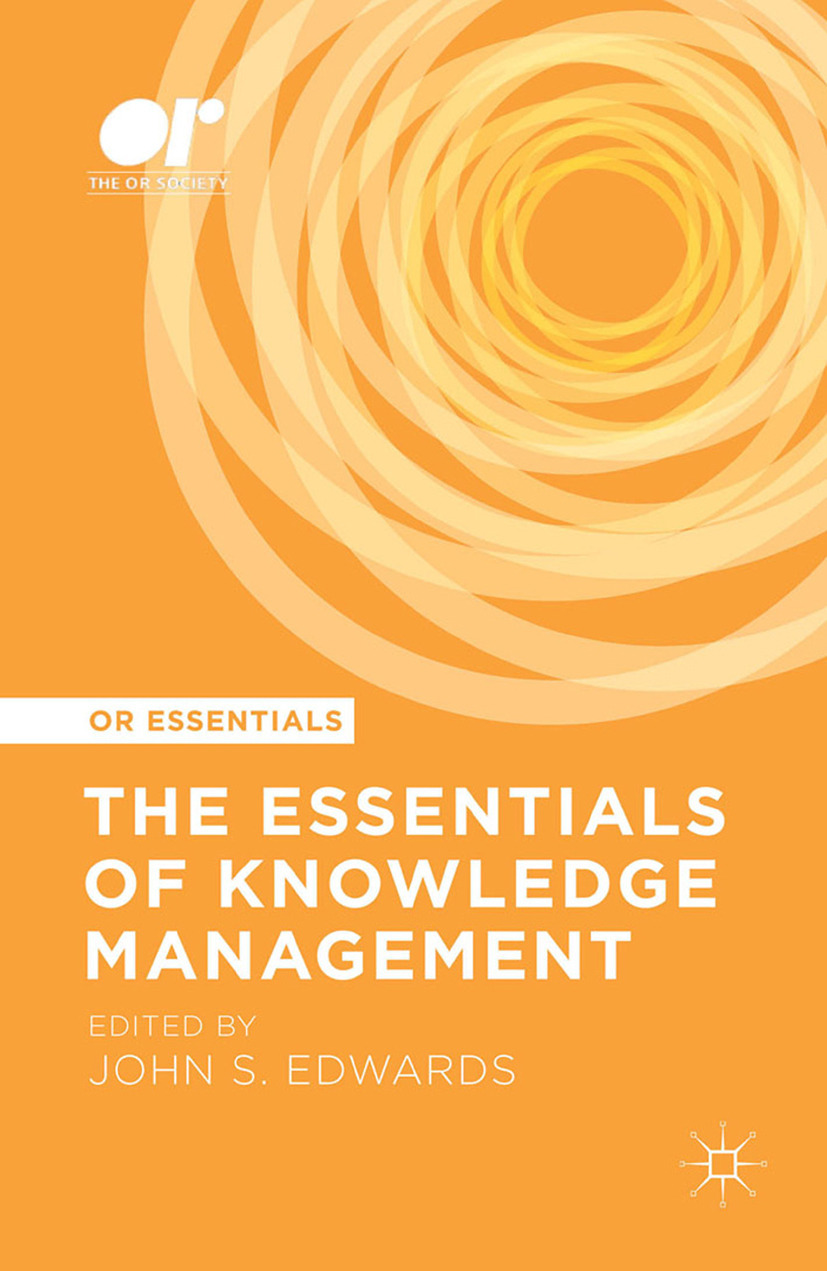Edwards, John S. - The Essentials of Knowledge Management, ebook