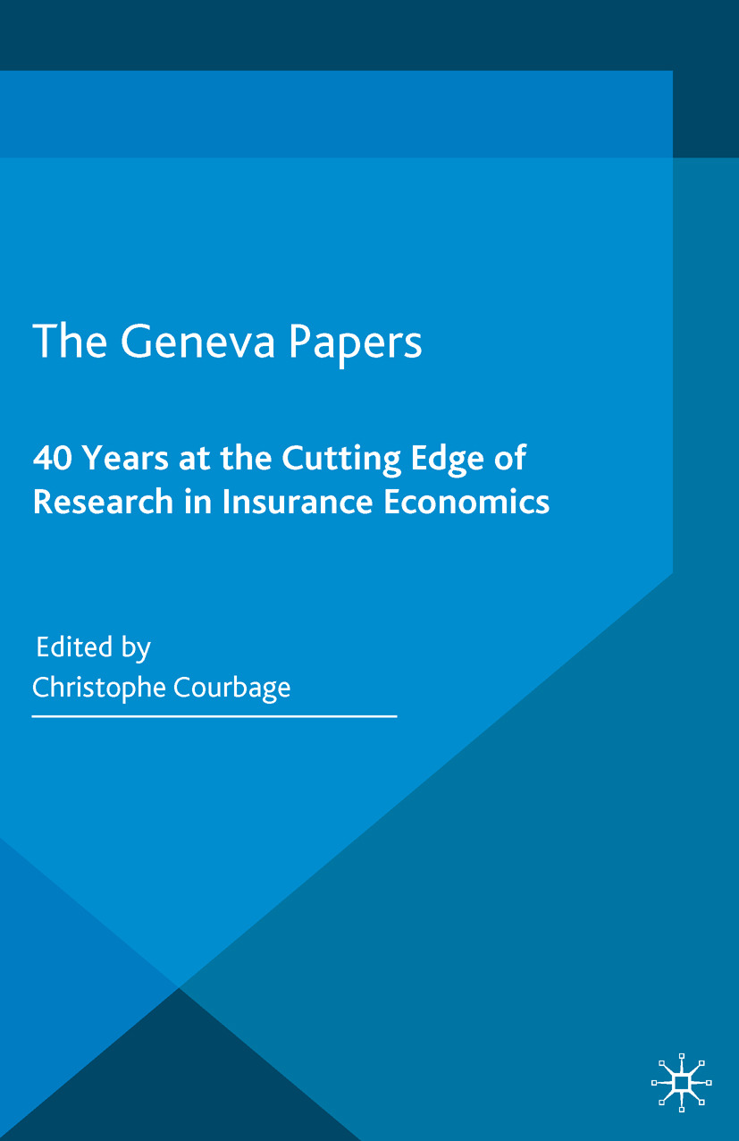 Courbage, Christophe - The Geneva Papers, ebook
