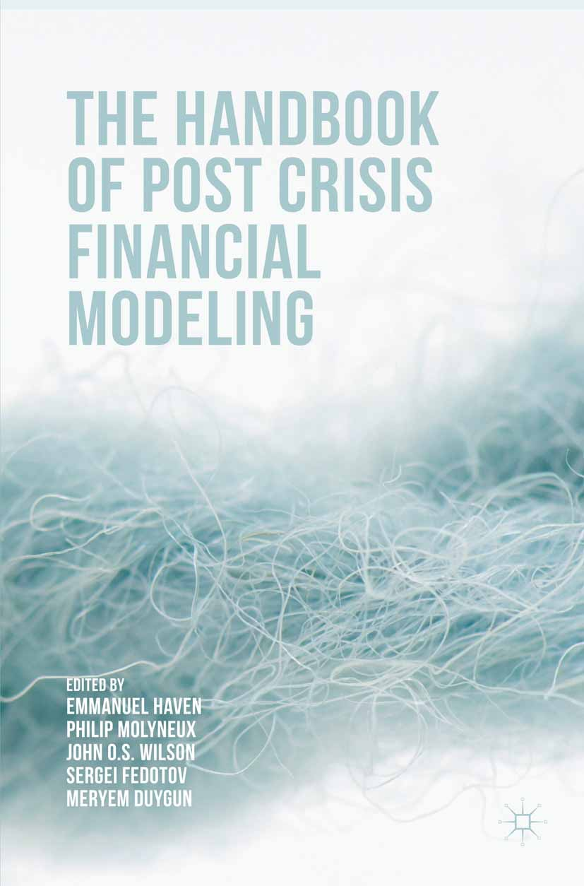 Duygun, Meryem - The Handbook of Post Crisis Financial Modeling, ebook