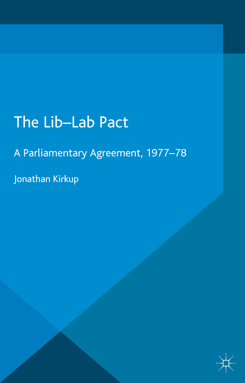 Kirkup, Jonathan - The Lib-Lab Pact, ebook