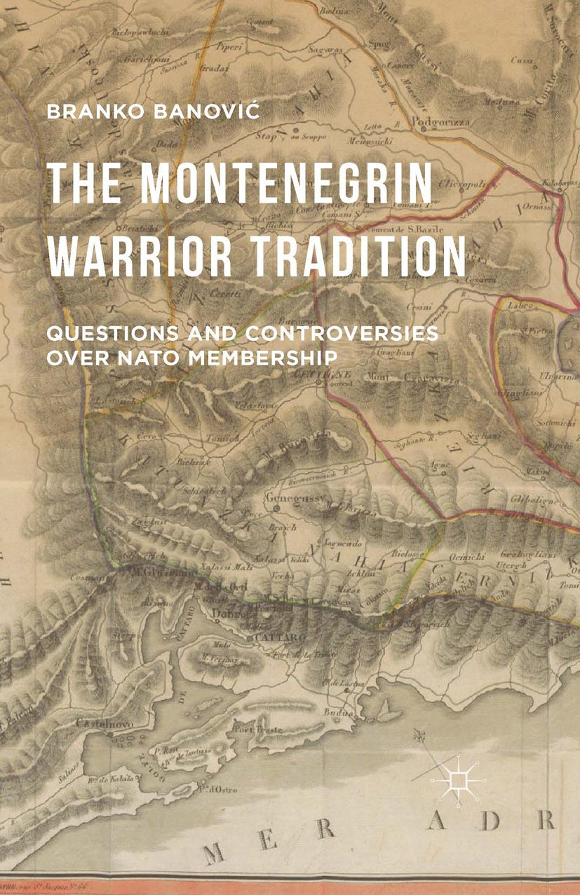 Banović, Branko - The Montenegrin Warrior Tradition, ebook