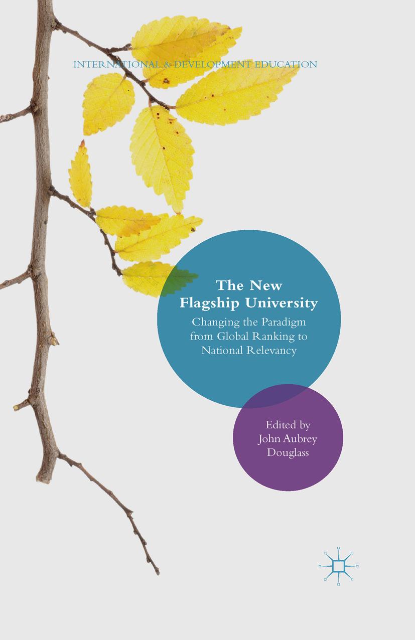 Douglass, John Aubrey - The New Flagship University, ebook