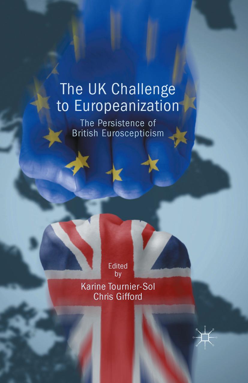Gifford, Chris - The UK Challenge to Europeanization, ebook
