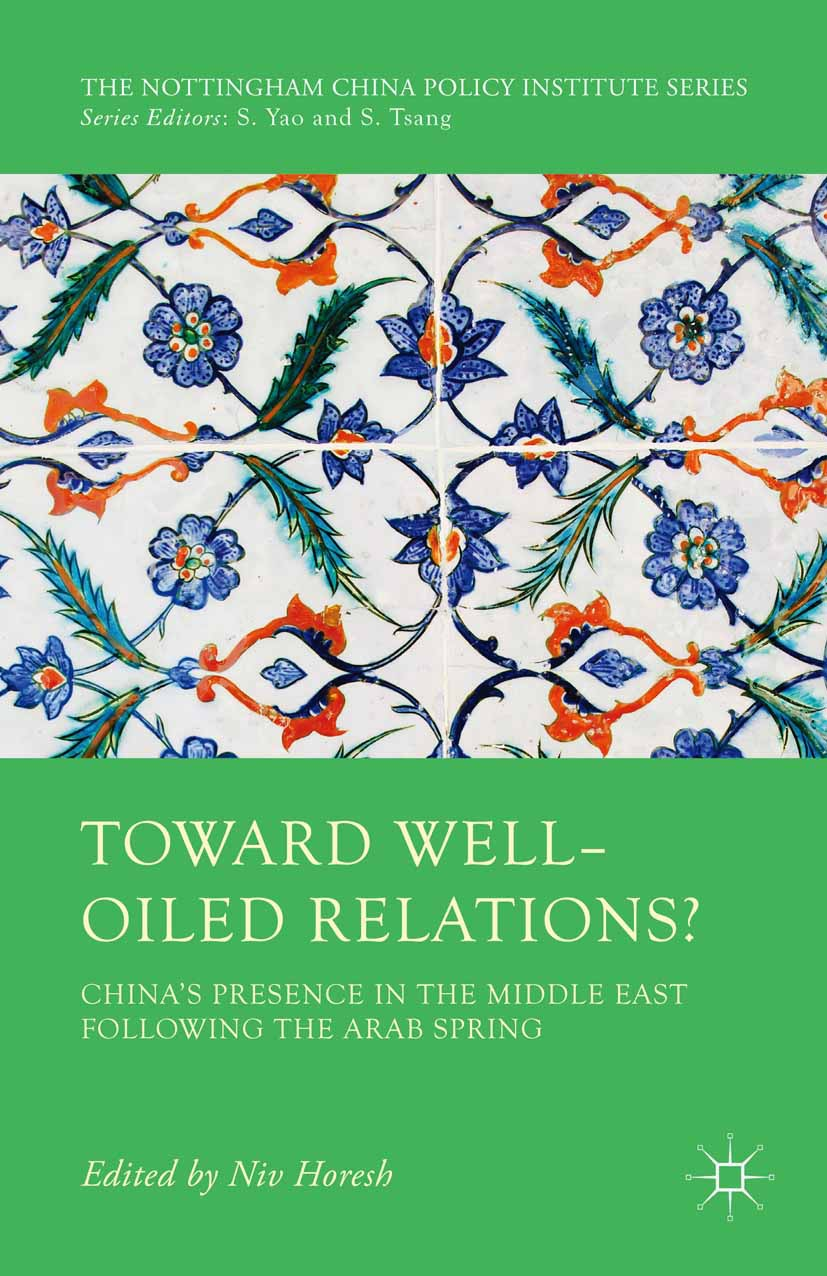 Horesh, Niv - Toward Well-Oiled Relations?, ebook