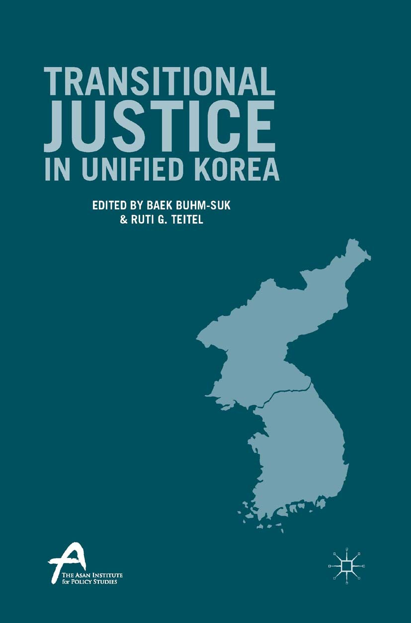 Buhm-Suk, Baek - Transitional Justice in Unified Korea, ebook