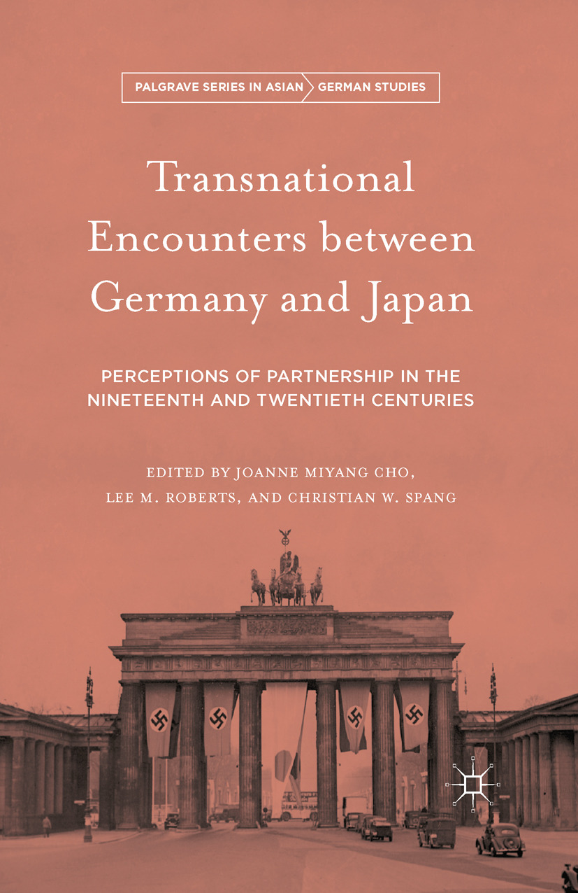 Cho, Joanne Miyang - Transnational Encounters between Germany and Japan, ebook